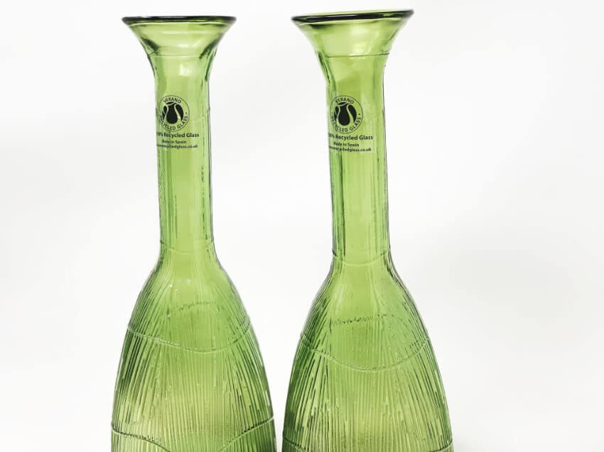 Verano-Ceramics-Zenda-Recycled-Glass-Vase-Set-of-2-3
