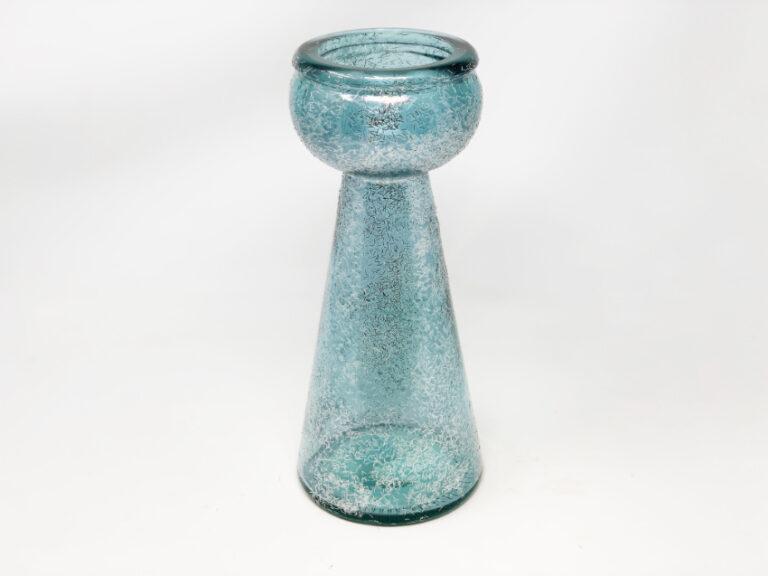 Verano Glassware Christmas Collection Frost Blue 1