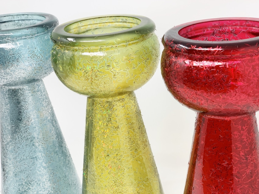 Verano Glassware Christmas Collection Frost Group 2