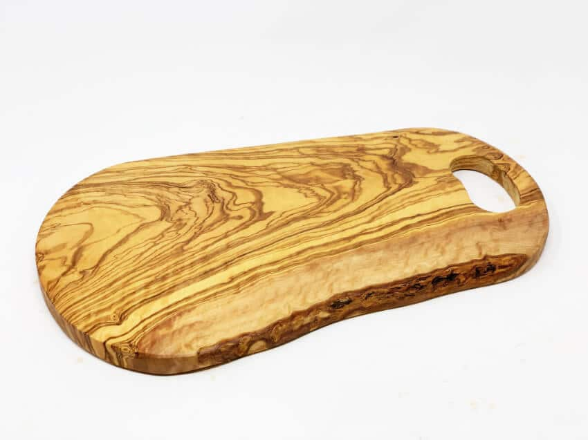 Olive Wood - Chopping Board Inverted Handle