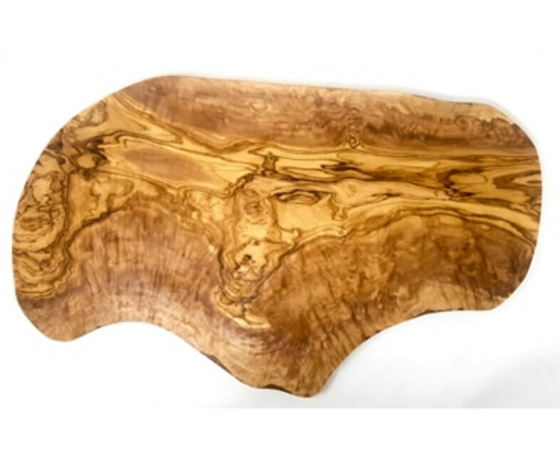 Olive Wood - Large Deluxe Rustic Chopping Board
