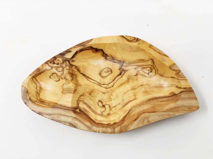 Verano Olive Wood Mini Platter Set of 2 2 1