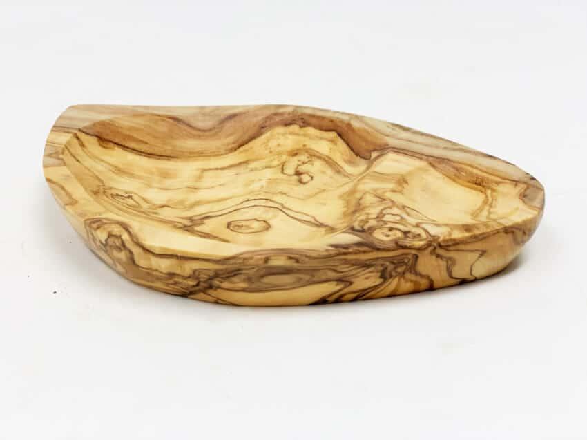 Verano Olive Wood Mini Platter Set of 2 4 1