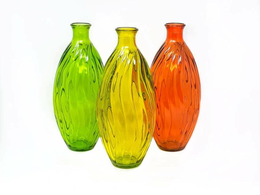 Verano Recycled Glass - Ola Tall Vase