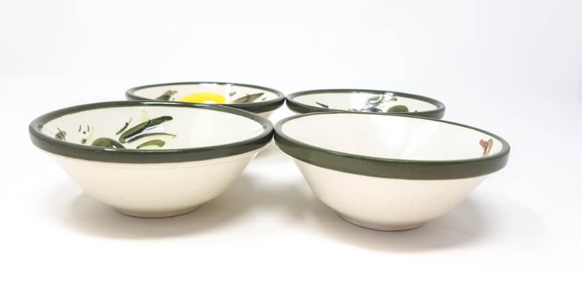 Verano-Spanish-Ceramics-Buena-Vida-Collection-Small-Bowls-10cm-Set-of-4-2