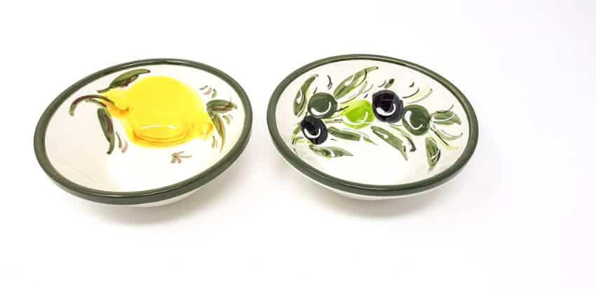 Buena Vida - Set Of 2 Hand Painted 12Cm Tapas Bowls