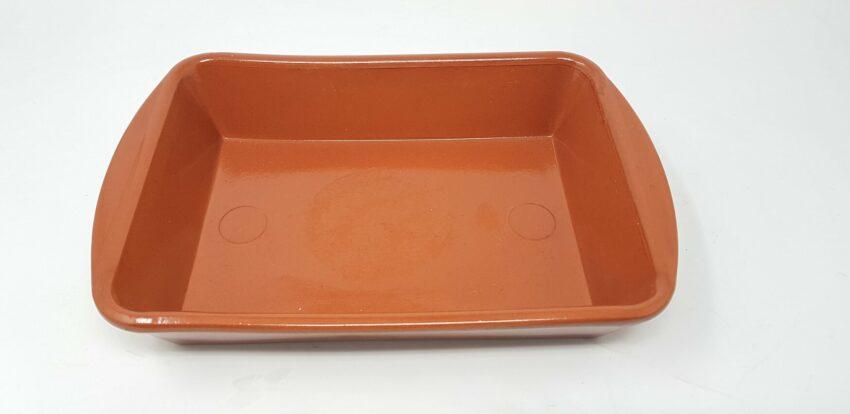 Verano-Spanish-Ceramics-El-Toro-Rectangular-Oven-Dishes-Set-of-3-7