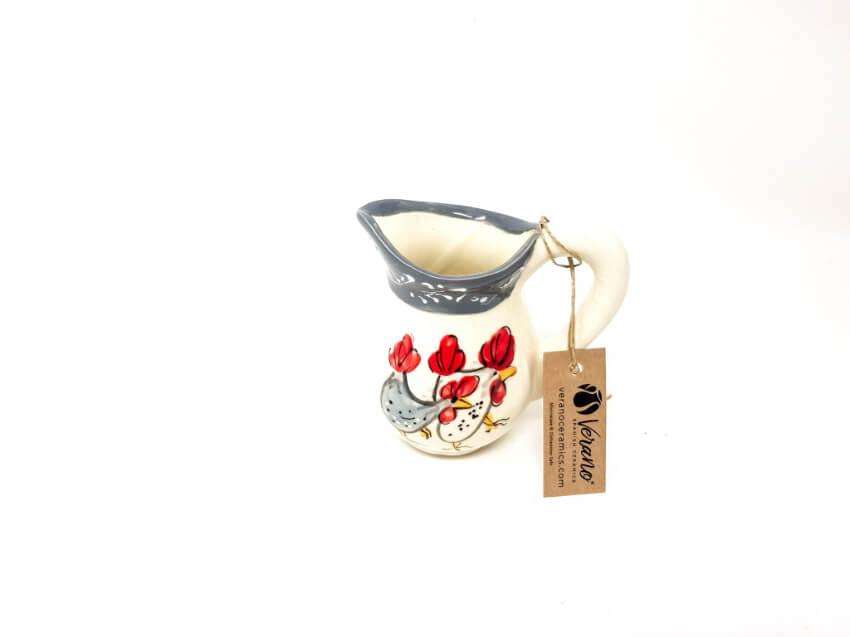 Verano-Spanish-Ceramics-Farmhouse-Mini-Jug-5