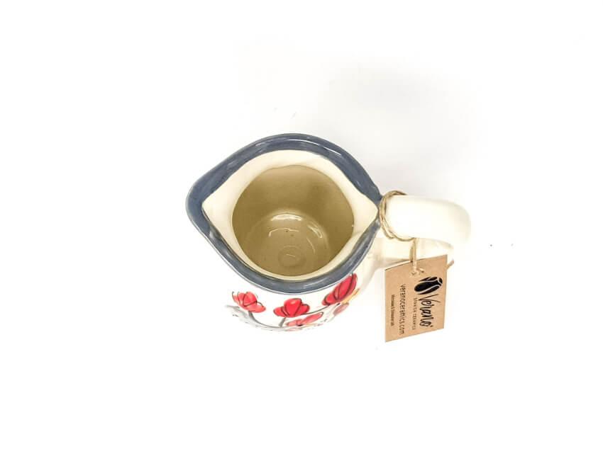 Verano-Spanish-Ceramics-Farmhouse-Round-Jug-5