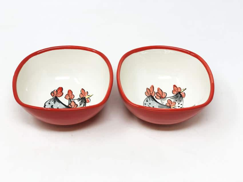 Farmhouse - Set Of 2 Cereal Bowls