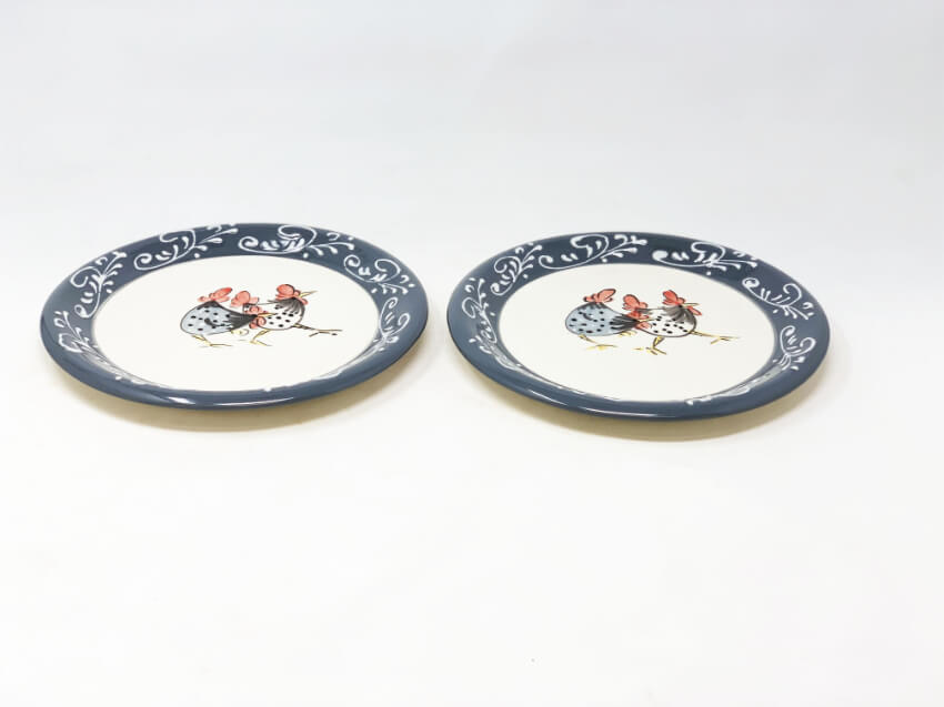 Farmhouse - Set Of 2 Side Plates
