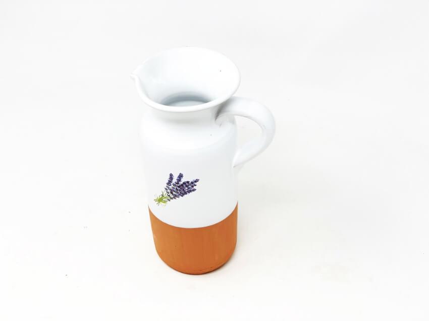 Verano-Spanish-Ceramics-Lavender-Jugs-&-Bottles-2