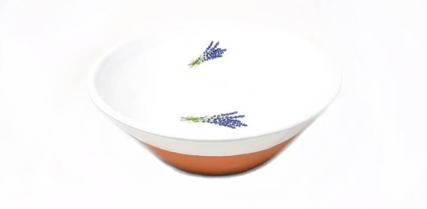 Lavender - Salad Bowl