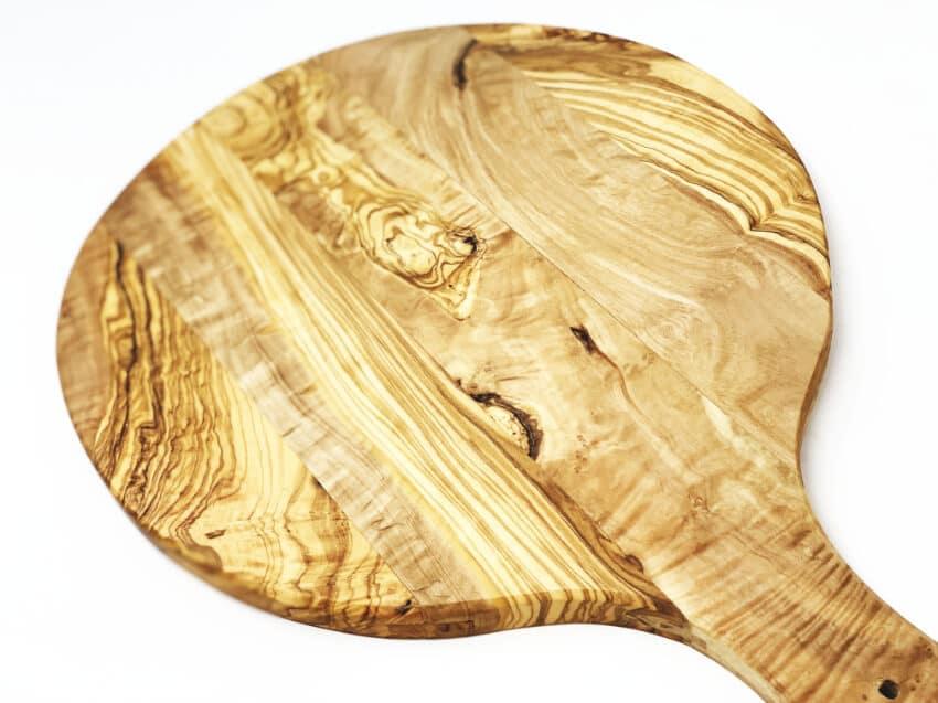 Verano-Spanish-Ceramics-Olive-Wood-Round-Serving-Pizza-Plate-3