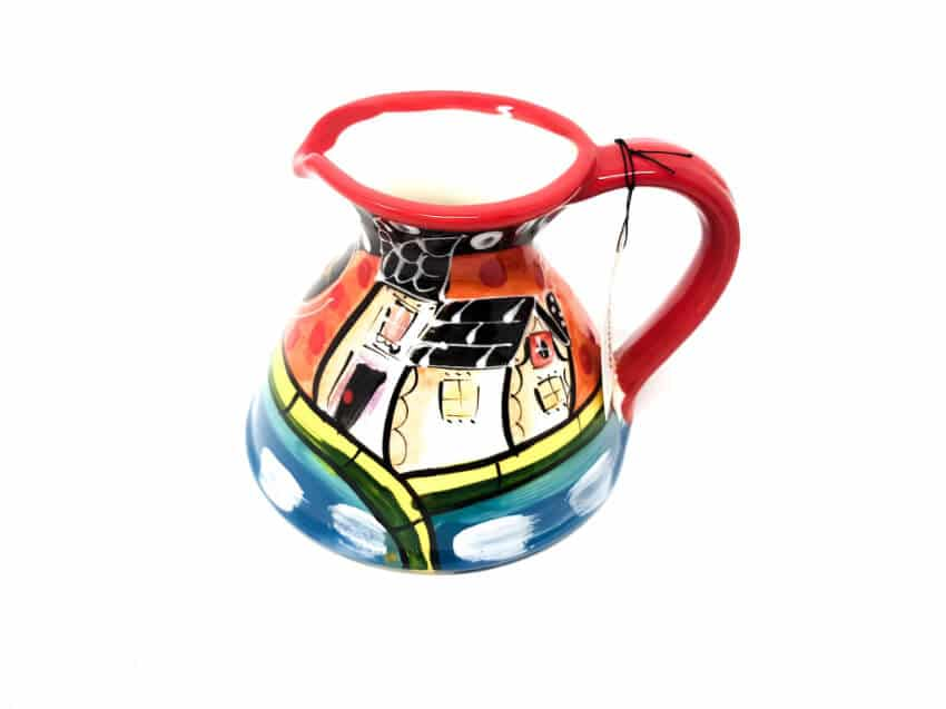 Picasso - Flat Based Jug