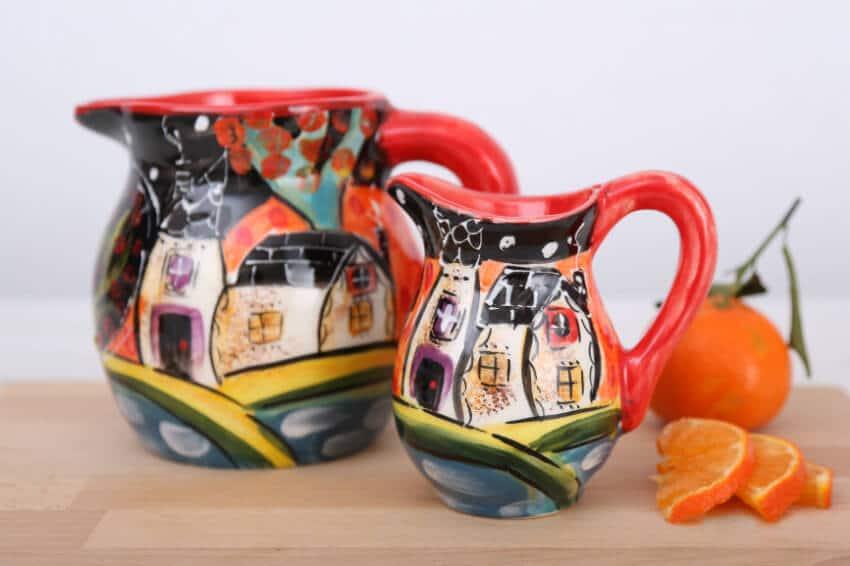 Verano-Spanish-Ceramics-Picasso-Jugs-Lr-1