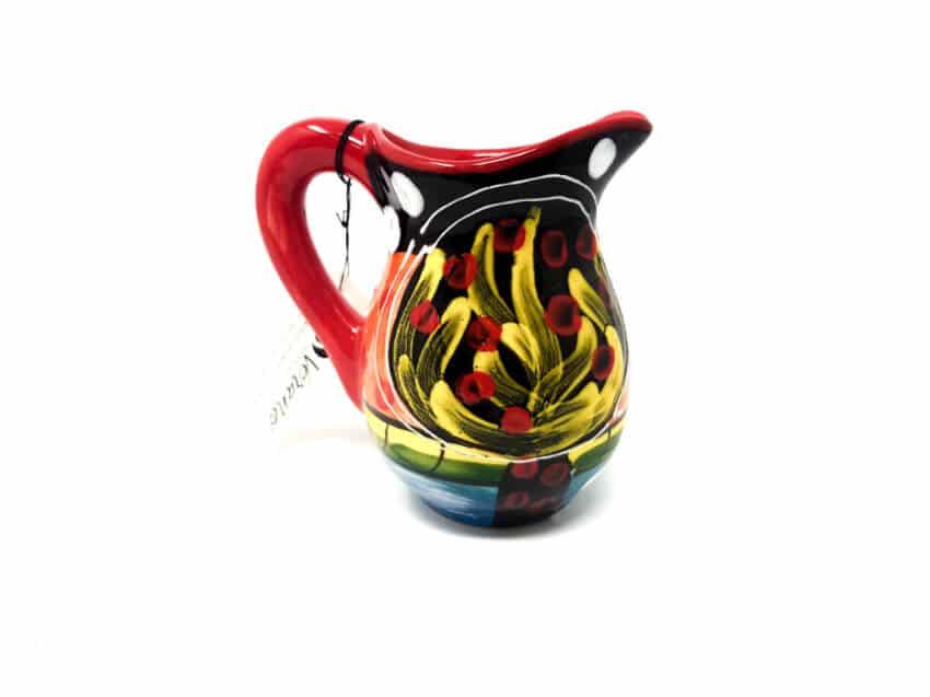 Verano Spanish Ceramics Picasso Mini Jug 1 1