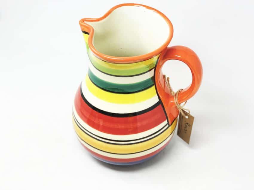 Verano-Spanish-Ceramics-Rayas-Jugs-6