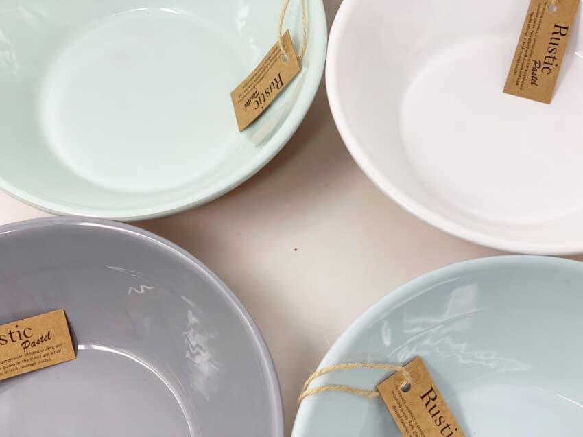 Verano-Spanish-Ceramics-Rustic-Pastel-23Cm-Large-Bowls-2