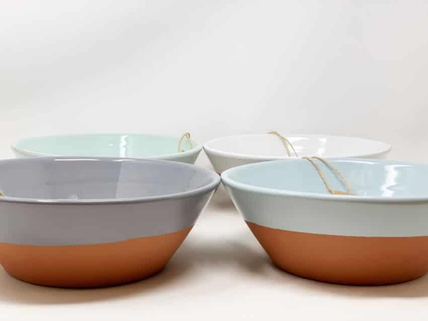 Verano-Spanish-Ceramics-Rustic-Pastel-23Cm-Large-Bowls-3