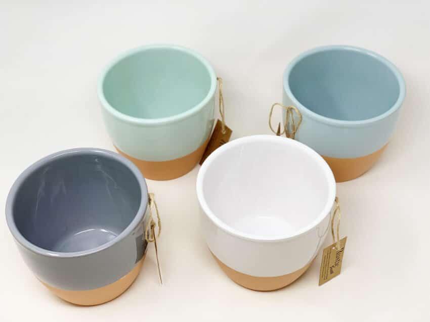 Verano-Spanish-Ceramics-Rustic-Pastel-4Cm-Herb-Pots-7