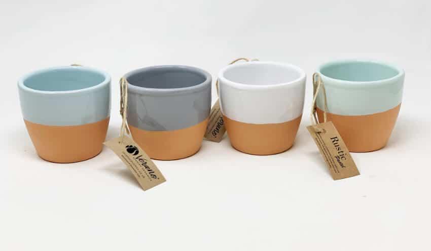Verano-Spanish-Ceramics-Rustic-Pastel-9Cm-Herb-Pots-2