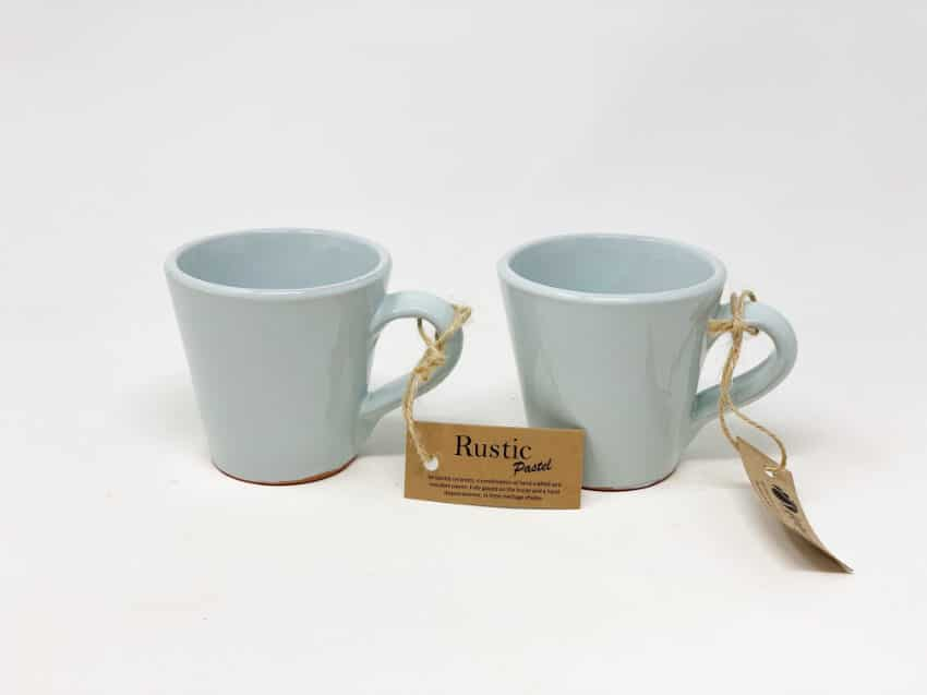 Verano-Spanish-Ceramics-Rustic-Pastel-Conical-Mug-Fully-Dipped-4