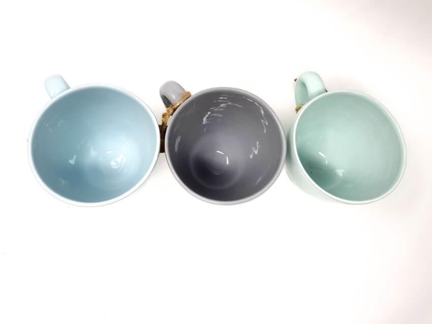 Verano Spanish Ceramics Rustic Pastel Everyday Mug Fully Dipped 1