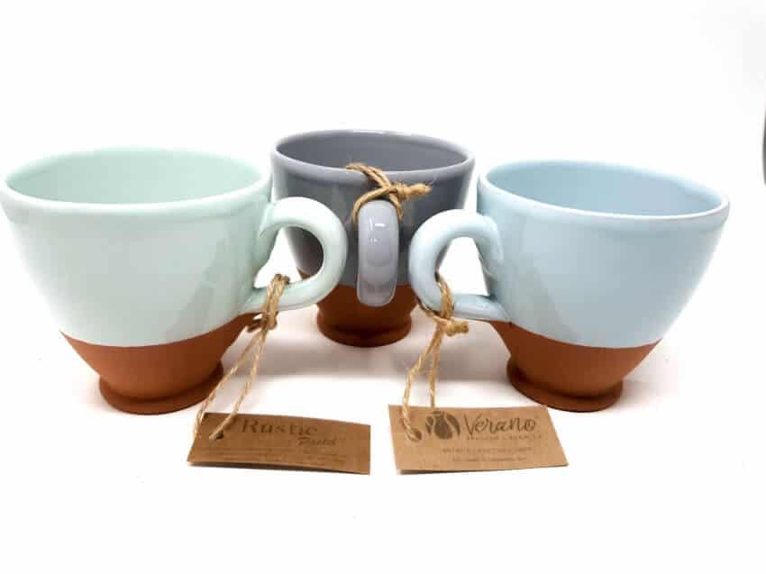 Verano-Spanish-Ceramics-Rustic-Pastel-Everyday-Mug-Half-Dipped-6