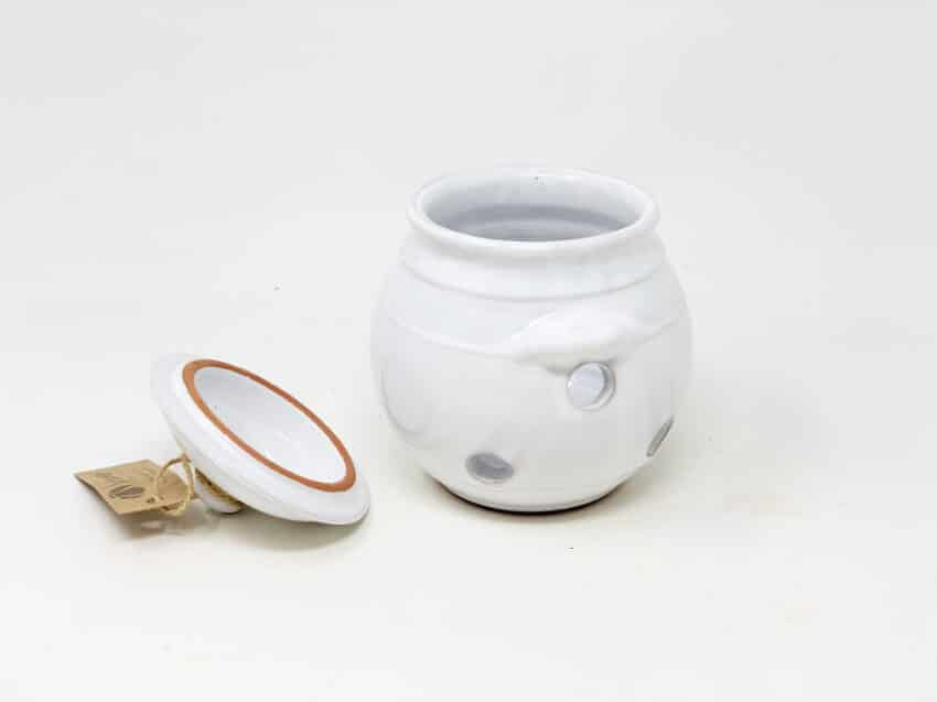 Verano-Spanish-Ceramics-Rustic-Pastel-Garlic-Jar-2