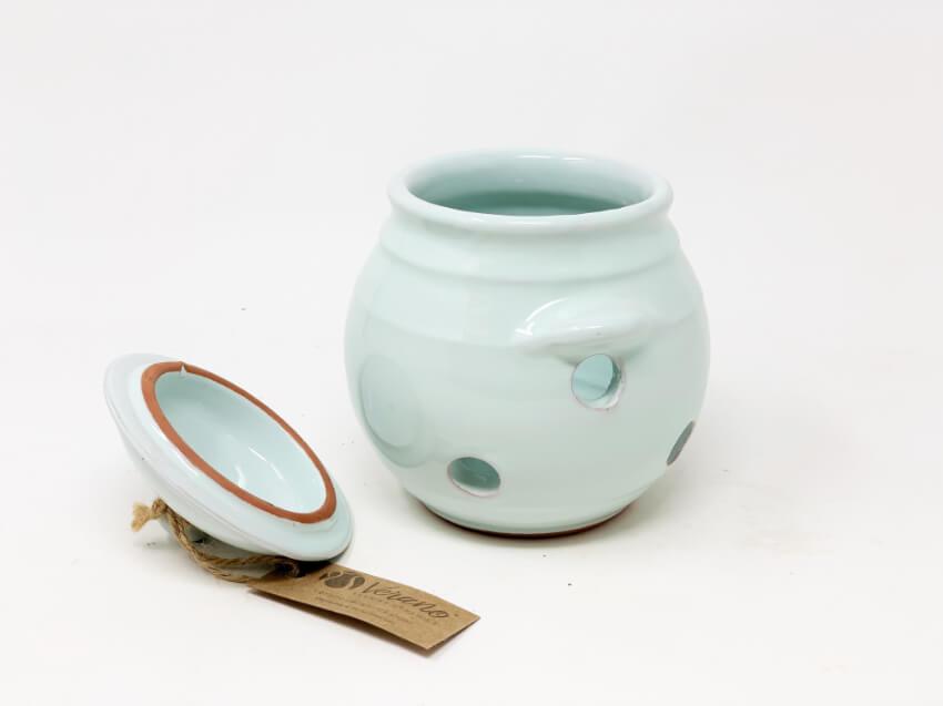 Verano-Spanish-Ceramics-Rustic-Pastel-Garlic-Jar-4