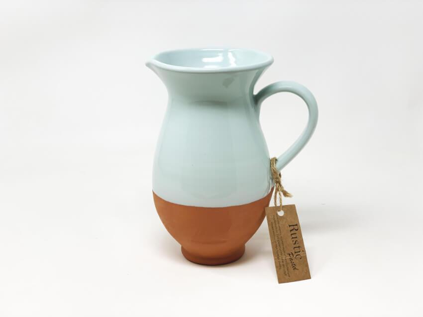 Verano-Spanish-Ceramics-Rustic-Pastel-Large-Jug-1