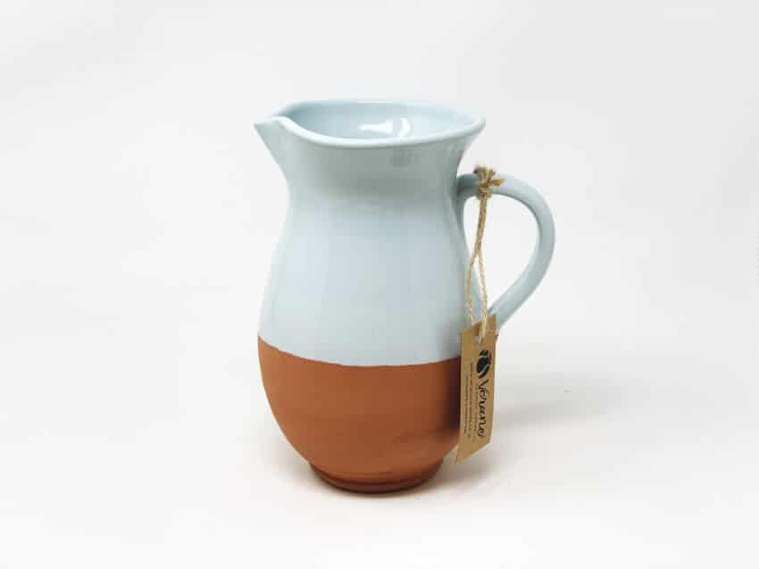 Verano-Spanish-Ceramics-Rustic-Pastel-Large-Jug-4