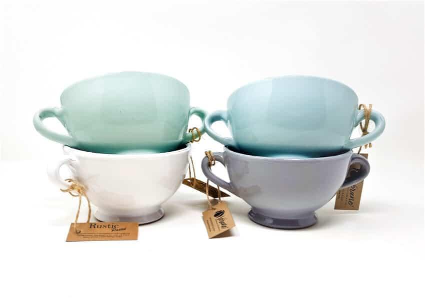 Verano-Spanish-Ceramics-Rustic-Pastel-Soup-Bowl-Fully-Dipped-10