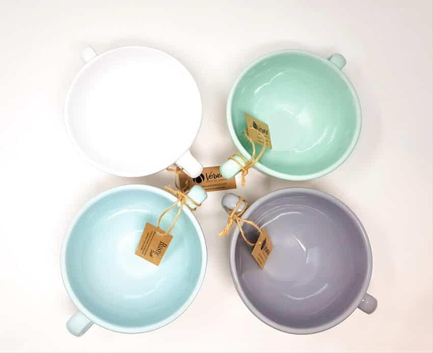 Verano-Spanish-Ceramics-Rustic-Pastel-Soup-Bowl-Half-Dipped-6