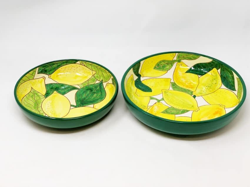 Signature - Lemons - Salad/Fruit Bowls