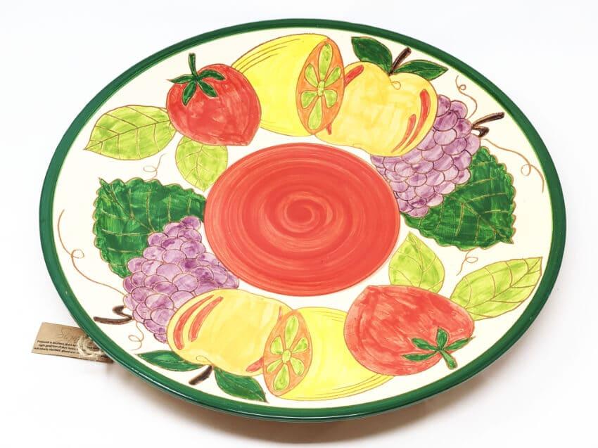 Verano-Spanish-Ceramics-Signature-Fruits-Platter-3