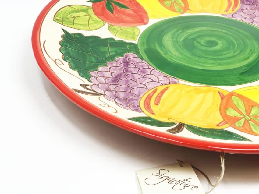 Verano-Spanish-Ceramics-Signature-Fruits-Platter-5