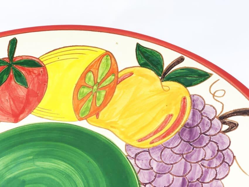 Verano-Spanish-Ceramics-Signature-Fruits-Platter-7