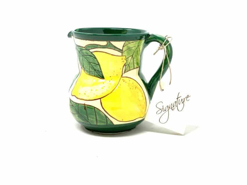 Signature - Lemons - Small Jug