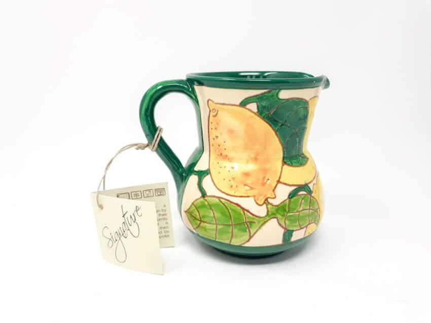 Verano-Spanish-Ceramics-Signature-Lemons-Jug-6