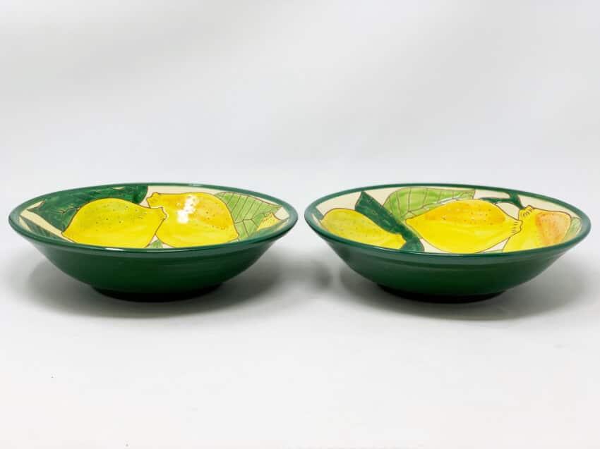 Verano-Spanish-Ceramics-Signature-Lemons-Pasta-Bowl-2