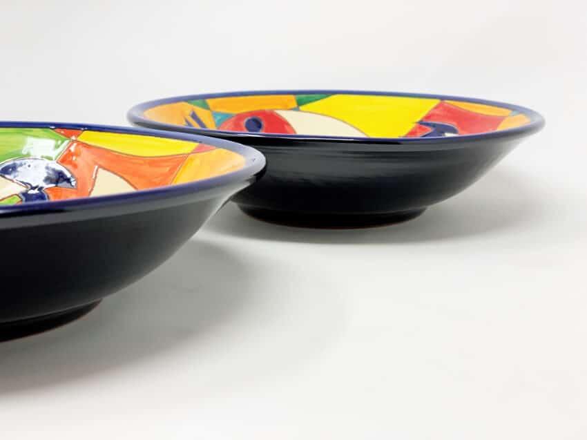 Verano-Spanish-Ceramics-Signature-Moderno-Pez-Pasta-Bowl-2