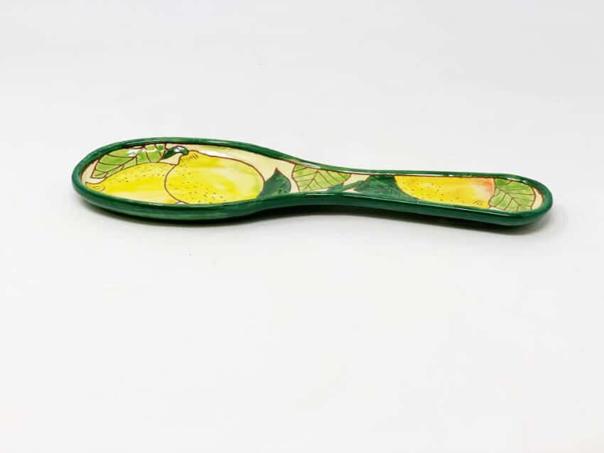 Signature - Lemons - Spoon Rest