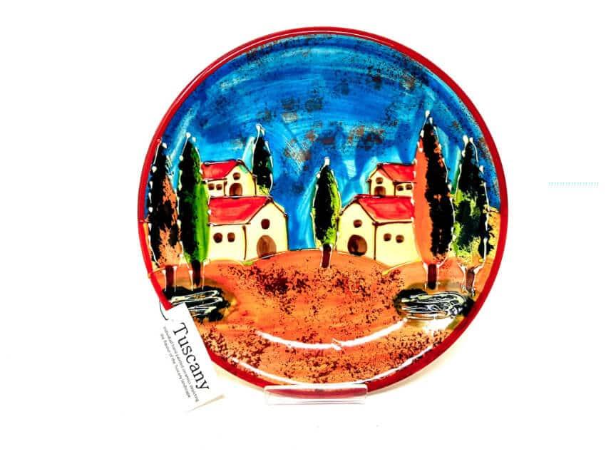 Tuscany - Plate