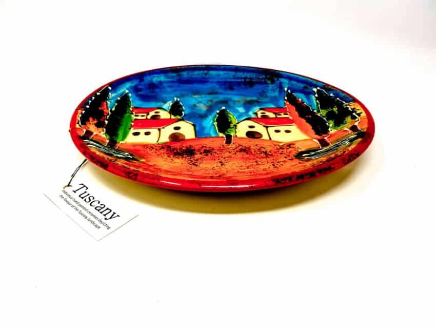 Verano-Spanish-Ceramics-Tuscany-Collection-Plate-2