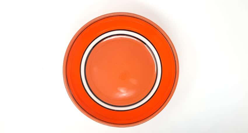 Verano-Spanish-Cermics-Fiesta-Salad-Bowl-Orange-6