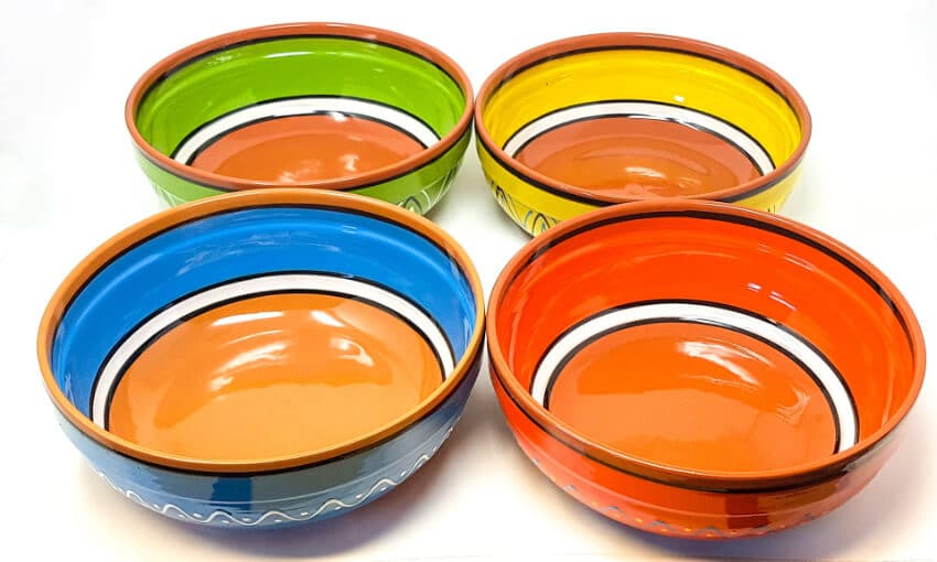 Fiesta - 26Cm Deep Salad Bowls