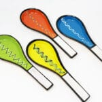 Verano-Spanish-Cermics-Fiesta-Spoon-Rest-2