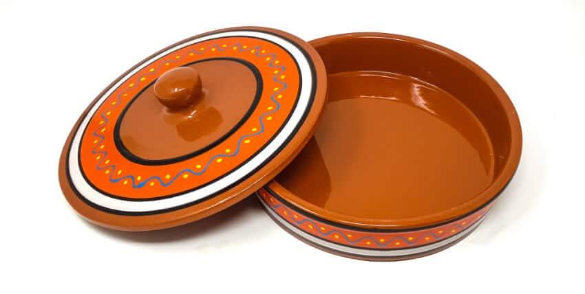 Verano-Spanish-Cermics-Fiesta-Tortilla-Orange-5